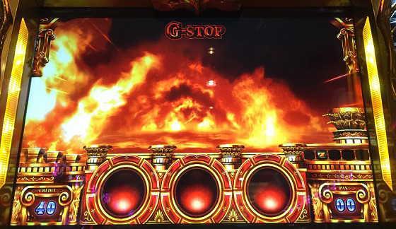 ミリオンゴッド神々の凱旋G-STOP